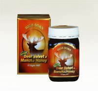 Deer Velvet Manuka Honey